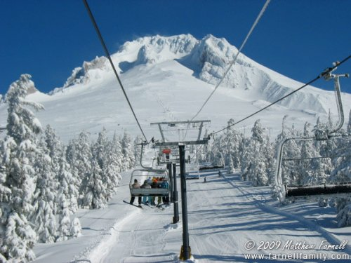 Timberline Free Ski Day